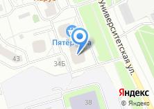 Компания «Бежик» на карте