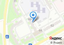Компания «Центр семейного чтения им. М. Трубиной» на карте