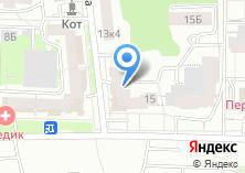Компания «Энергопромбанк» на карте