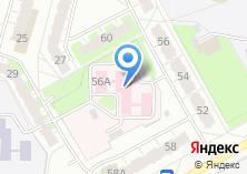 Компания «Детская городская больница №1» на карте