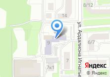 Компания «Центр чистоты» на карте