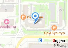 Компания «Адрес» на карте