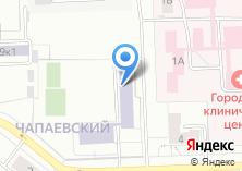 Компания «Средняя общеобразовательная школа №7 им. Олега Беспалова» на карте