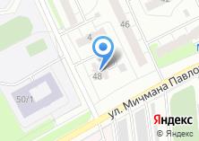 Компания «Творческая мастерская архитекторов Малыхина и Сидякина» на карте