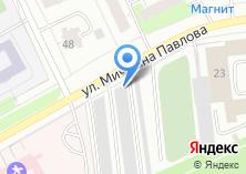 Компания «АвтоМакси» на карте
