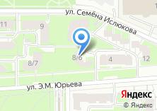 Компания «СевероЗапад» на карте