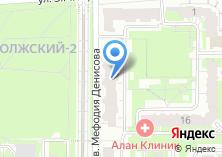 Компания «Speransky designery» на карте