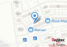 Компания «Строящиеся объкты» на карте