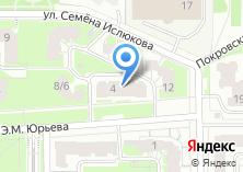 Компания «Дергунова и партнеры» на карте
