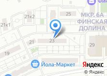 Компания «Строящийся жилой дом по ул. Чернышевского» на карте