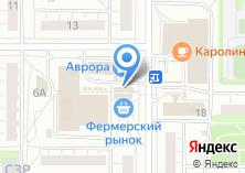 Компания «Бар24» на карте