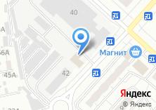 Компания «Калач» на карте