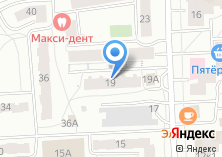 Компания «Парикмахер» на карте