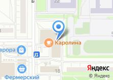 Компания «Текстиль для дома» на карте