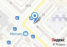 Компания «СТН печать» на карте