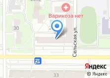 Компания «School-and-Office» на карте