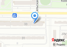 Компания «Центр инженерных коммуникаций» на карте
