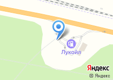 Компания «АЗС Лукойл-Волганефтепродукт» на карте
