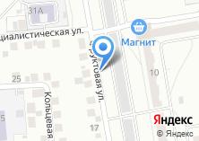 Компания «ДОСКА БЕСПЛАТНЫХ ОБЪЯВЛЕНИЙ» на карте
