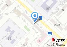Компания «Арккабель» на карте