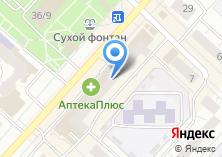 Компания «Антей Сервис» на карте