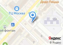 Компания «Будь здоров» на карте
