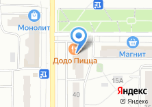 Компания «Романцевские полуфабрикаты» на карте