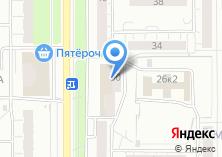Компания «Lusia» на карте