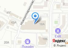 Компания «ЯмалАвто» на карте