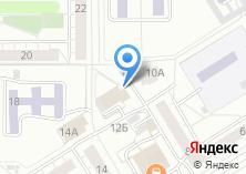 Компания «GreenGo» на карте