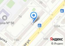 Компания «Топаз» на карте