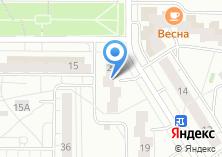 Компания «Общежитие ЧГПУ» на карте