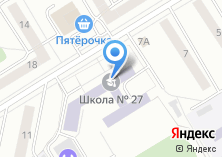 Компания «СДЮСШОР по настольному теннису» на карте