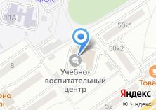 Компания «Ассистент» на карте