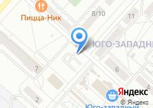Компания «Автостоянка на ул. Эльменя» на карте