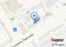 Компания «ТеплоМ» на карте