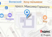 Компания «Умники» на карте