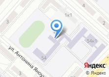 Компания «Национальный лицей-интернат им. Г.С. Лебедева» на карте