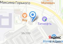 Компания «Компания валенки21века» на карте
