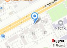 Компания «Randevu_salon» на карте