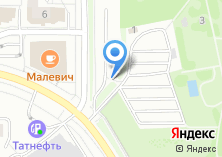Компания «Автостоянка на проспекте Максима Горького» на карте