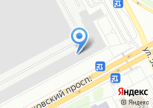 Компания «Пенсионный фонд Российской Федерации» на карте