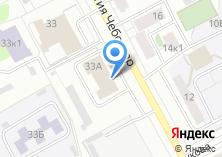 Компания «Чебоксарская городская организация профсоюза работников народного образования и науки РФ» на карте