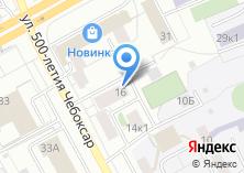 Компания «НИКАР» на карте