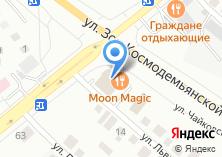 Компания «Строящееся административное здание по ул. Гражданская» на карте