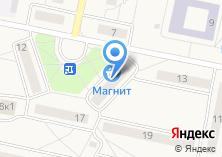 Компания «Сеть салонов сотовой связи» на карте