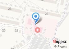 Компания «Поликлиника пос. Новые Лапсары» на карте
