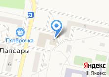 Компания «Акация» на карте