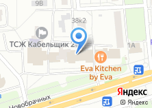 Компания «Чулочно-трикотажная фабрика» на карте