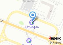 Компания «АЗС Волгаойлсервис» на карте